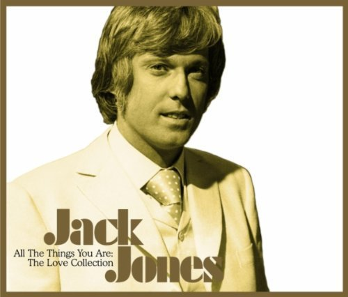 All the Things You Are: The Love Collection by Jones, Jack Import edition (2006) Audio CD