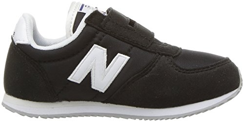 : KV220 New Balance Laufschuh Black/White