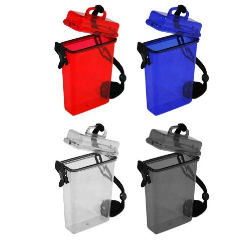Waterproof Plastic Container Storage Camping