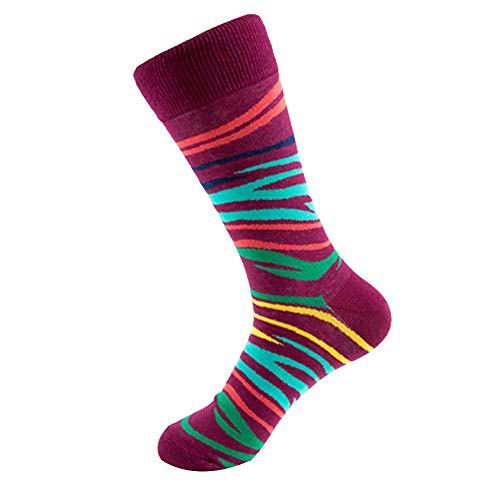 - FIRERO Socks Ladies Colorful Autumn Socks Casual Cotton Socks Skateboarding Socks