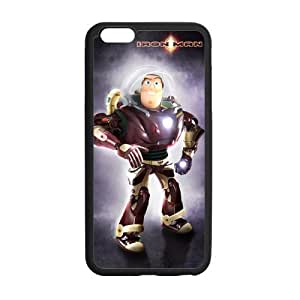 [Accessory] iPhone 6 Case, [Toy Story] iPhone 6 (4.7) Case Custom Durable Case Cover for iPhone6 TPU case(Laser Technology)