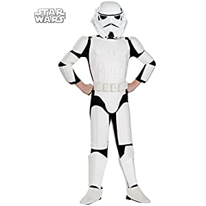 Rubies Star Wars Rebels Deluxe Imperial Stormtrooper Costume - 41ciEC4qmfL - Rubies Star Wars Rebels Deluxe Imperial Stormtrooper Costume