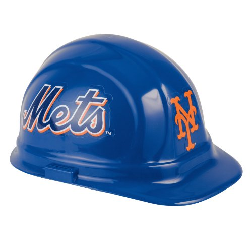 MLB New York Mets Hard Hat, One Size ()