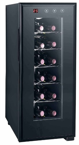 SPT Wine Cooler Black WC-1272H