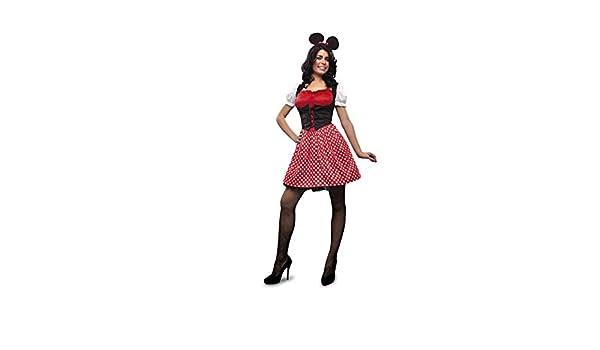 Disfraz de Ratoncita para mujer. Talla M-L: Amazon.es: Juguetes y ...