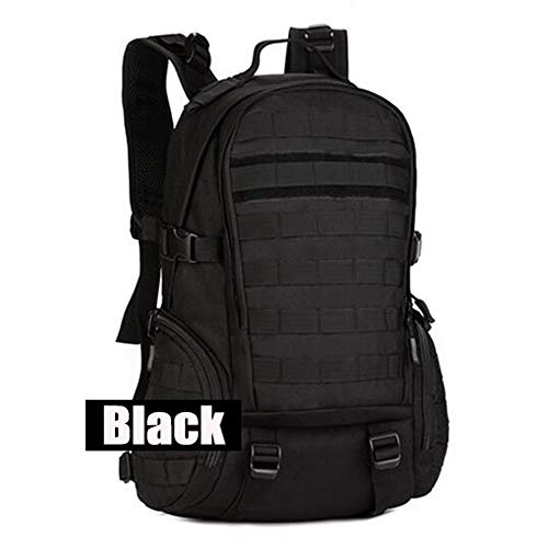 JITALFASH 35L Military Tactical Assault Pack Backpack Army Molle Waterproof Bug Out Bag Small B 30-40L