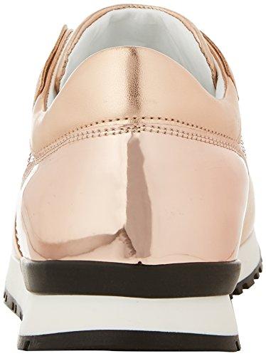 Femme Sneakers Basses Sneakers Pollini 91a Quarzo W Rose AIEwqtq