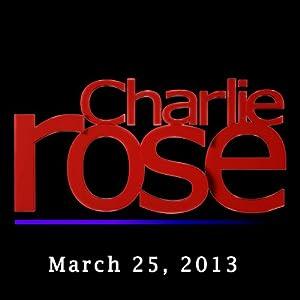 Charlie Rose: Akhil Reed Amar, Jeffrey Toobin, Adam Leon, Andrew Sullivan, and Andrew Sullivan, March 25, 2013 Radio/TV Program