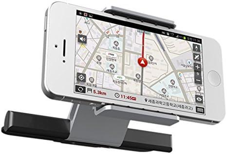 Universal Smartphone CD ranura soporte de ventilación de coche soporte para teléfono móvil soporte de coche para iPhone Samsung para todos los 3,5 – 5,5 pulgadas teléfono: Amazon.es: Electrónica