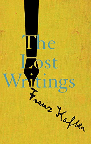 Book Cover: The Lost Writings