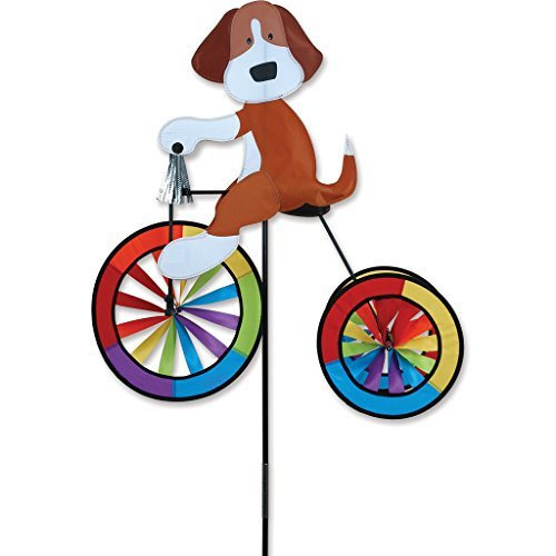 Tricycle Spinner - 25 In. Dog by Premier Kites by Premier Kites