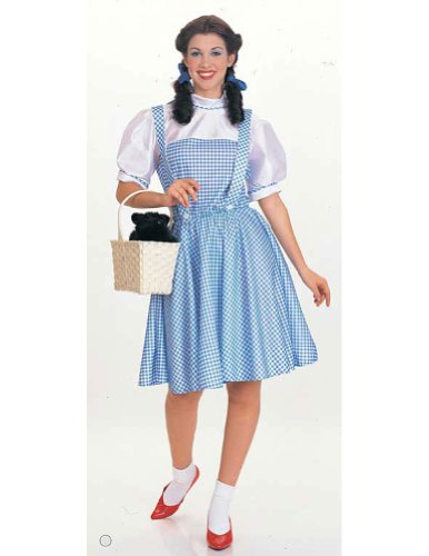 Dorothy Costume Basket (Dorothy Adult Costume - Large)