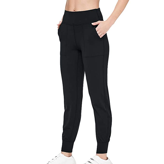 sweetnice Womens Yoga Long Pants, Pilates, Fitness, Workout ...