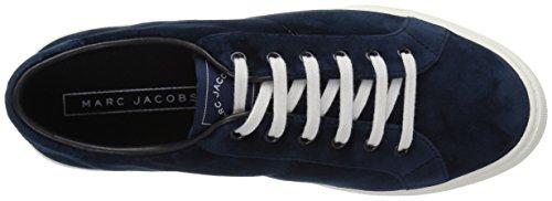 Marc Jacobs Women's Empire Low Top Sneaker, US Navy