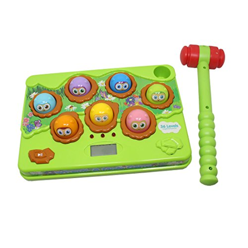 catchstar-whack-a-mole-game-with-7-colors-of-moles-electronic-toy