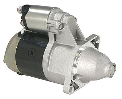 DB Electrical SND0242 New Starter For Kubota Tractor/Mower RX1300 F2000  F2100 B1550 B1750 B20 B4200 B5100 B5200 B6000 B6100 B6200 B7100 B8200 G1800