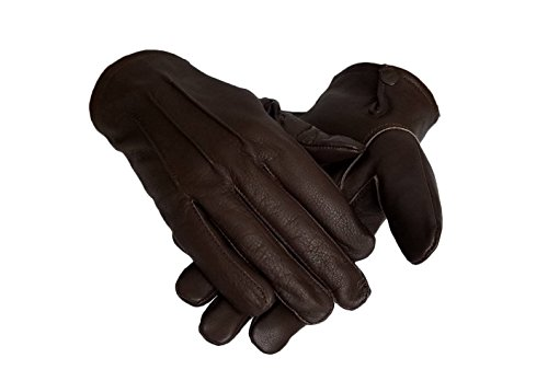 Unlined Dress Gloves - 4