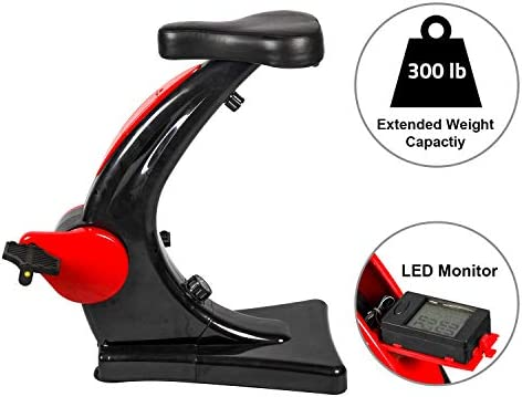 Wonder Maxi Desk Exercise Equipment Standing Desk Exercise Bike Pedal Exerciser