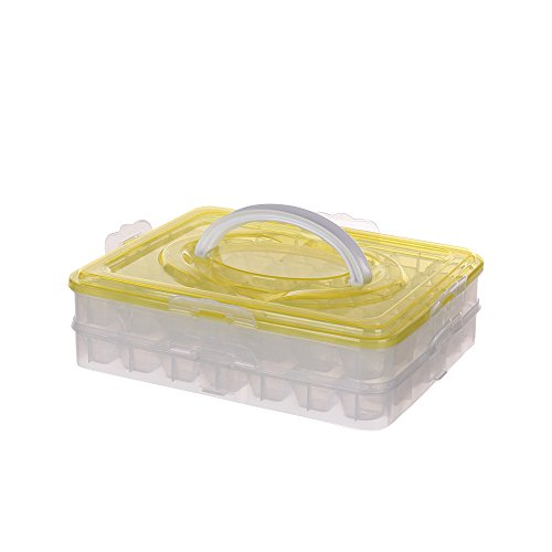With cover with sealed fresh-keeping box, ice box, ice cube, ice box, 84 lattice