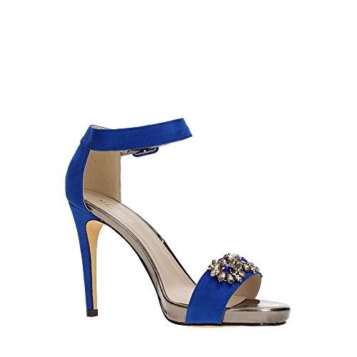 MENBUR 09277 Sandalia Mujer AZUL/BLUE