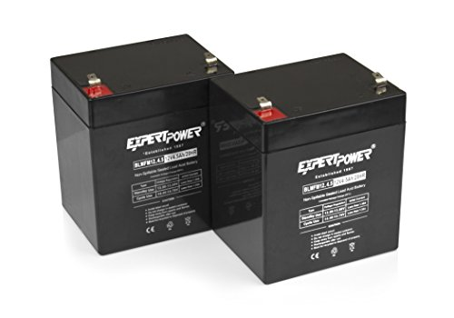 ExpertPower 4 5AH Sealed Lead Battery product image