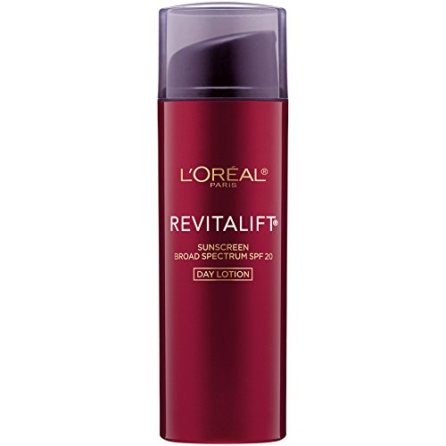 L'Oréal Paris Skin Care Revitalift Triple Power Face Moisturizer with SPF 20, 1.7 fl. Oz