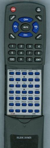 VIORE Replacement Remote Control for RC3006V, LCD19VH65, LCD26VH59, 113010336 (Viore Remote compare prices)
