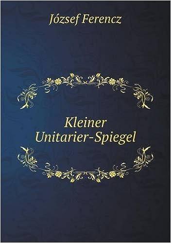 Book Kleiner Unitarier-Spiegel