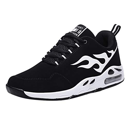 (HYIRI Shoes Men Speed Cross 4 CS Cross-Country Running Shoes Male Sneakers Athletic Shoes Black White Grey Sport Shoes 39-4)