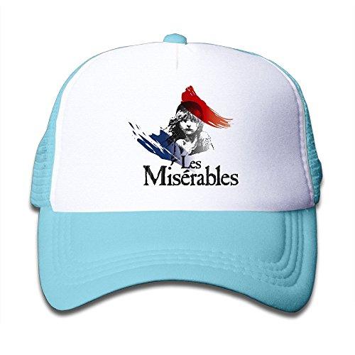 Price comparison product image Les Miserables Hat For Kids Unisex Driver Cap