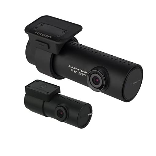 BlackVue DR750S-2CH (32 GB) Front and Rear Cloud Connected Wi-Fi Dash Cam with Wide-Angle Full HD Video at 60 fps/30 fps… Amazon choices camera