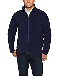 Amazon Essentials Mens Standard Full-Zip Polar Fleece Jacket