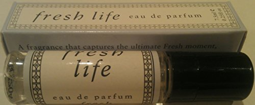 Fresh Life Eau De Parfum Mini 0.25oz / 7.5 Ml (Perfume 0.25 Ounce)