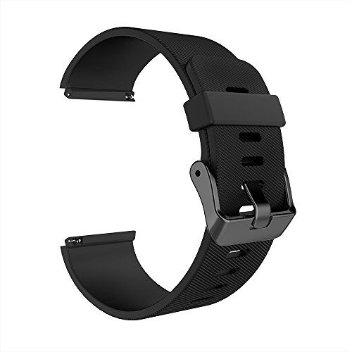 Fitbit Blaze Bands, Simpeak Silicone Replacement Band Strap