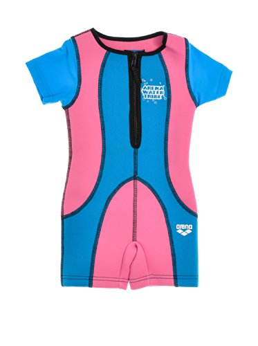 Arena Awt Warmsuit, Fuchsia, 3/4 Years