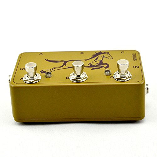 NEW Loop Pedal - 3 Looper -True Bypass-Pedal Board - Electric Guitar Effects Pedal Switch army green by TTONE