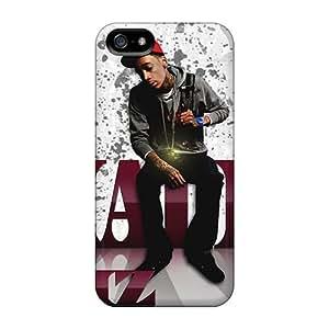 Brand New 5/5s Defender Case For Iphone (wiz Khalifa)