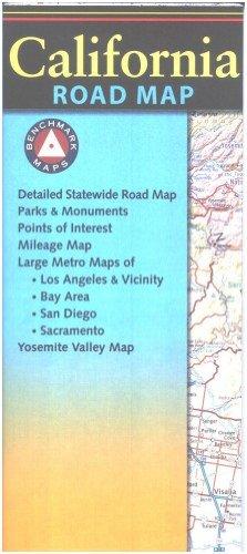 Amazon Com Map California Road Garden Outdoor
