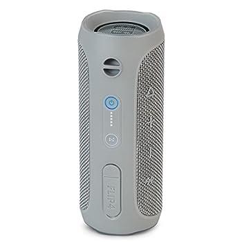 Jbl Flip 4 Waterproof Portable Bluetooth Speaker (Gray) 8