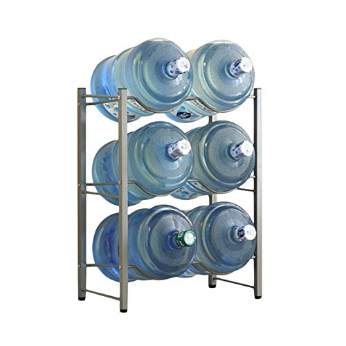 Whthteey Multi-Tier 5 Gallon Water Bottle Rack