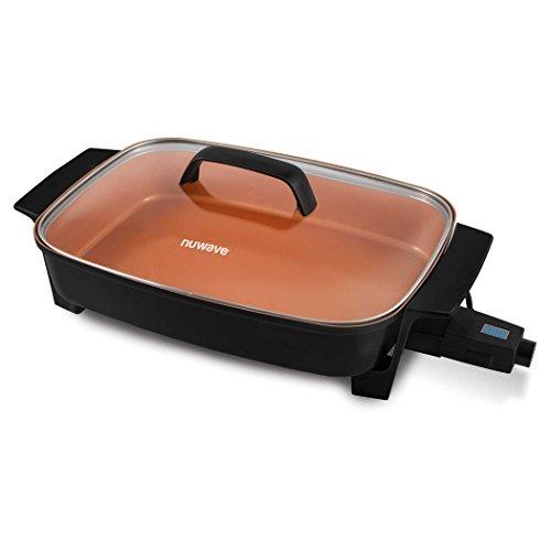 nuwave frying pan lids - 3