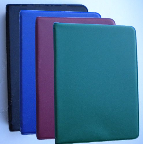 [Mead Little 6-Ring Memo Binders for 3 X 5-inch Paper, in Colors - Pack of 4] (6 Ring Memo Binder)