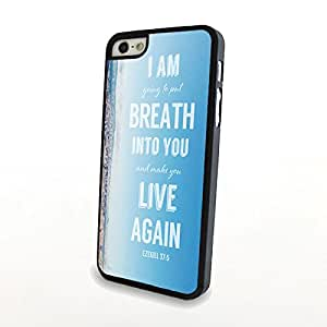 Generic PC Phone Cases I'm Going to Put Breath into You Blue Sky for iPhone 5/5s Plastic Cases