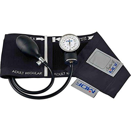 MDF® Calibra sphygmomanomètre anéroïde - Professional Blood Pressure Monitor - Noir