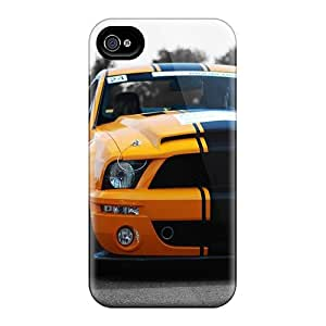 Premium Shelby Heavy-duty Protection Cases For Iphone 4/4s