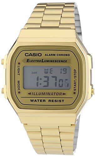 Casio General Men's Watches Standard Active Dial A-168WG-9UR – WW
