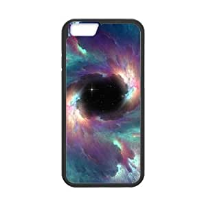 the outer space iPhone 6 Plus 5.5 Inch Cell Phone Case Black SA9668810