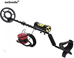 Nalanda Underwater Metal Detector With All Metal And Pinpoint Modes, LED Indicator, Stable Detection Depth, Automatic...