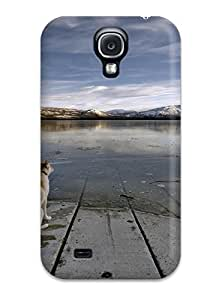 ChrisWilliamRoberson Design High Quality Dog Picture Cover Case With Excellent Style For Galaxy S4