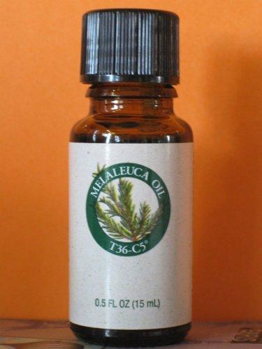 T36-C5 Melaleuca Oil-0.5 fl. oz.